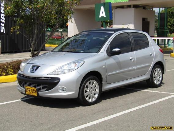 Peugeot 207 Compact Mt 1600cc Aa Ct