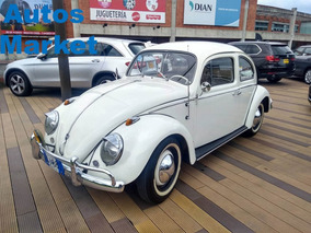 Volkswagen Escarabajo 1300 Clasico