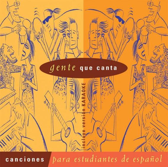 Gente Que Canta - Cd Audio Con Canciones Para Estudiates De