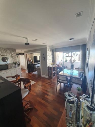 Imagem 1 de 7 de Apartamento À Venda No Bairro Vila Santa Catarina - São Paulo/sp - O-17247-28352