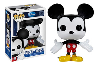 Funko Pop Disney Mickey Mouse 01