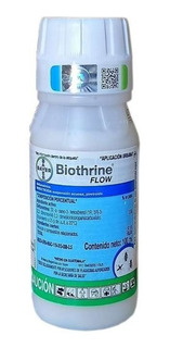 3 Biothrine Flow Bayer 100ml Rinde 10lt Insecticida Chinches
