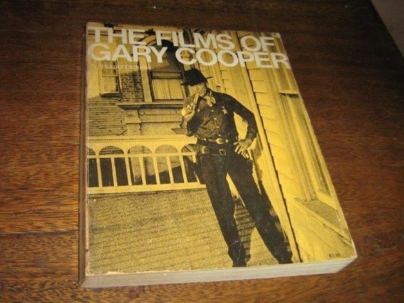 Livro Os Filmes De Gary Cooper Com 280 Paginas Em Ingles