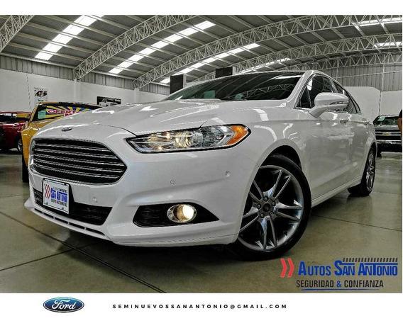 Ford Fusion 2.0 Titanium Mt 2016