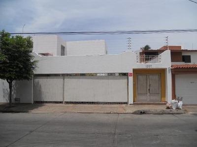 Amplia Y Hermosa Casa En Renta En Col. Chapultepec