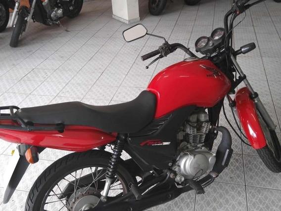 Honda Cg 125 Fan 2012