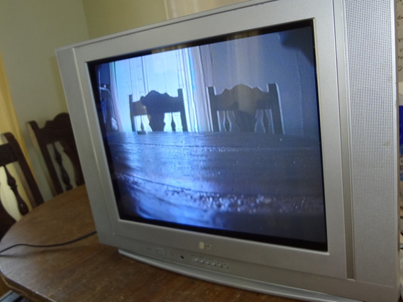 Televisor Lg 21 Pulgadas Pantalla Plana Convencional