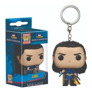 Funko Pop Keychain : Thor Ragnarok - Loki