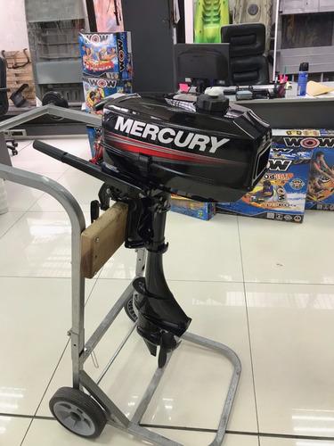 Motor Fuera Borda Mercury 3.3 Hp Usado Garantia 2 Tiempos