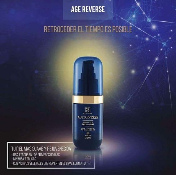 Age Reverse - Crema Facial Contra El Envejecimiento - Hinode