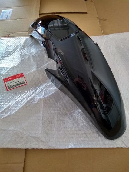 Paralama Dianteiro Fan 150 2009 A 2013 Preto Original Honda