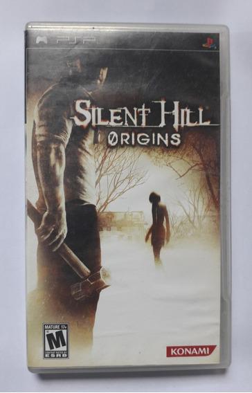 Silent Hill Origins Original Americano Completo Psp