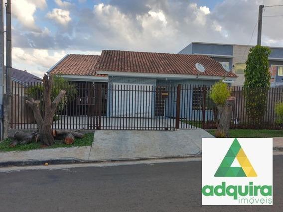 Casa Térrea Com 4 Quartos - 5542-v