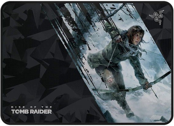 Mousepad Gamer Razer Speed Goliathus Tomb Raider Edition