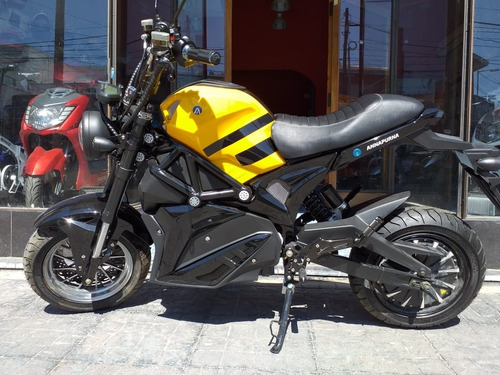 Moto Electrica Annapurna Draco Litio 40 Ah No Super Soco