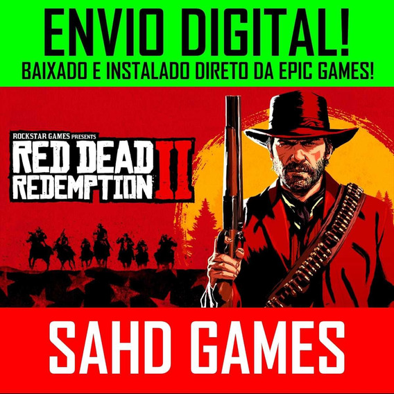 Red Dead Redemption 2 Pc. Off