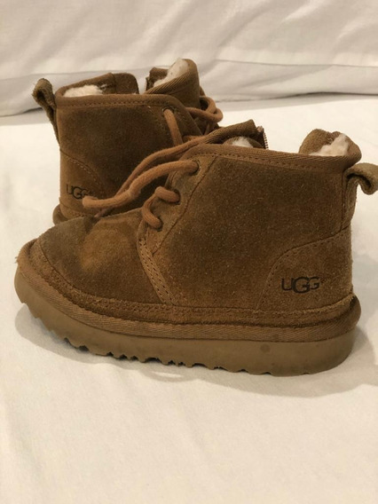 Botas Ugg Para Niños Impecable Estado.