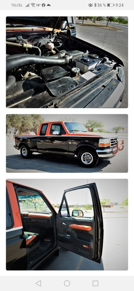 Ford F-150 Flareside