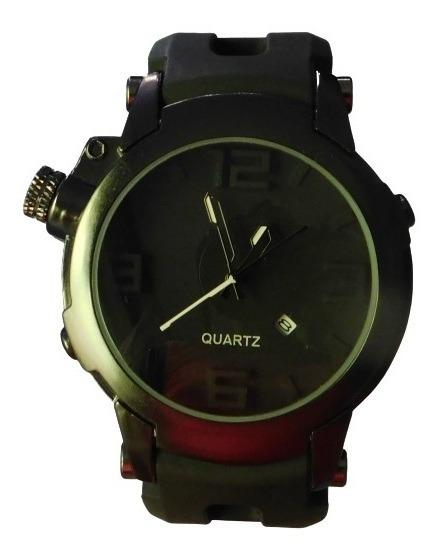 Relógio Masculino Esportivo Preto Analógico Super Resistente