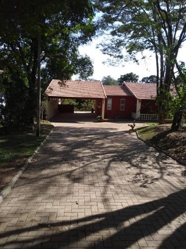 Chácara À Venda, 2 Quartos, 4 Vagas, Santa Mônica - Caçapava/sp - 2204