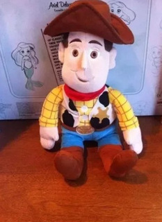 Toy Story Woody Peluche Original Disney Store