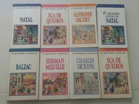 Livros Mehores Contos (lote Com 8 Unidades)