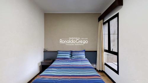 Apartamento Á Venda, Com 1 Dorm, Consolação, Sp- R$ 425 Mil - V739