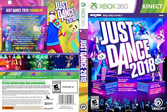 Jogo Xbox 360 Just Dance 2018 Kinect,injusticelegue Digital