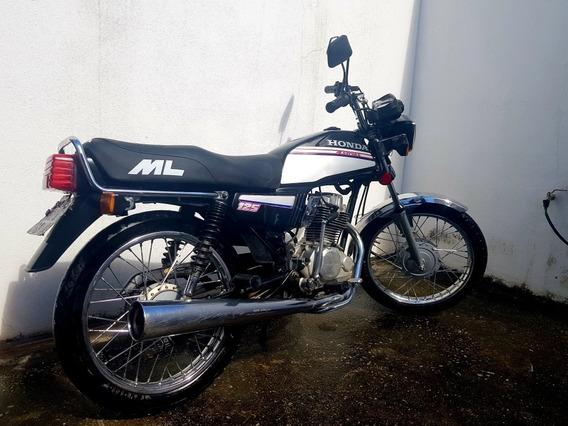 Honda Cg 125 Ml