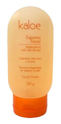 Espuma Limpiadora Facial Kaloe - g a $116
