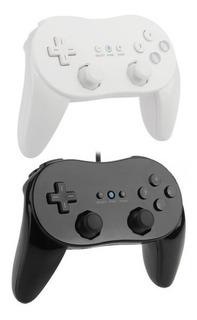 Wii Y Wii U Control Pro + Envío Gratis