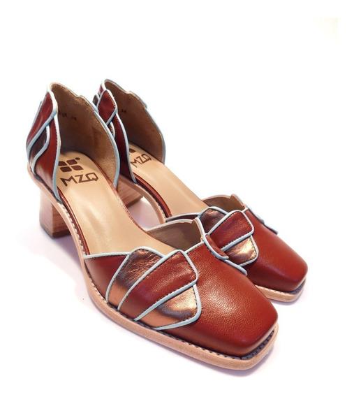 Sapato Feminino Retrô Mazuque - Ref 9304