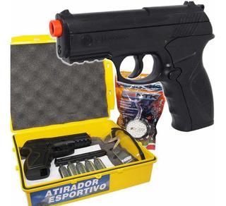 Airsoft Pistola Wingun C11 Co2 6mm 25207420