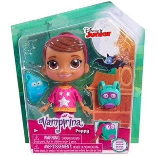 Disney Junior Vampirina Ghoul Girl Doll - Poppy