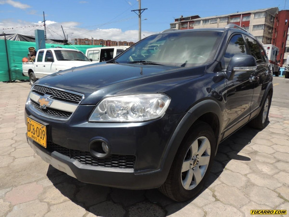 Chevrolet Captiva Ltz Blindado Nivel 3