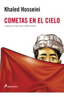 Cometas En El Cielo Novela Grafica - Hosseini Khaled