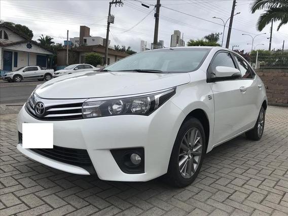Toyota Corolla Xei 2.0 2016 Impecável