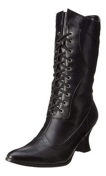 Ellie Shoes - Botas Amelia Victorian 253 Para Mujer.