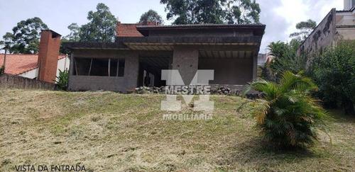 Imagem 1 de 16 de Casa Com 3 Dormitórios À Venda, 520 M² Por R$ 1.400.000,02 - Vila Rio De Janeiro - Guarulhos/sp - Ca0502