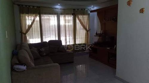 Casa À Venda Por R$ 320.000,00 - Parque Suzano - Suzano/sp - Ca0874