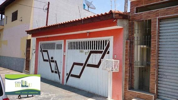 Casa Com 1 Dormitório À Venda, 160 M² Por R$ 350.000,00 - Parque Vitória - Franco Da Rocha/sp - Ca0350
