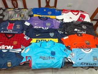 Camisetas De Fútbol Del Talle 4 Al 16