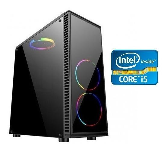 Cpu Pc Gamer Core I5 3.6ghz 8gb Ssd 240gb+ 1tb Hd