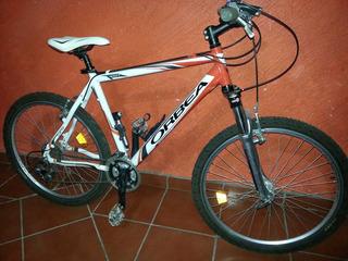 Bicicleta Montaña