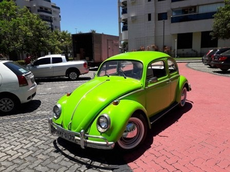 Fusca Antigo - 66 Modelinho Rio De Janeiro