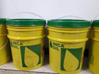 Paila De Aceite Diesel Plus 50 De 19 Litros Inca