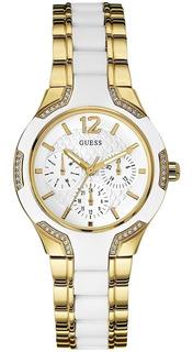 Reloj Guess W0556l2 W0556l3 Multi Acero Dama Agente Oficial
