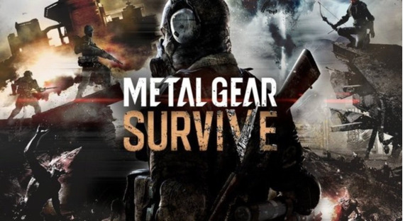 Metal Gear Survive - Pc - Steam Key