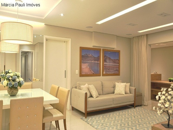 Condomínio Alta Vista Com Fino Acabamento E Pronto Para Morar - Anhangabaú - Jundiaí. - Ap04350 - 34797339
