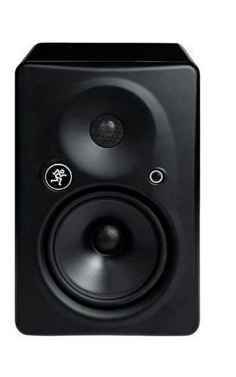 Monitor Mackie Estúdio De Alta Resolução Hr824 Mk2 + Nf